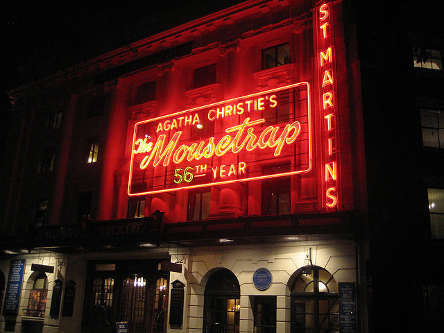Top 10 Longest-Running London Theatre Shows