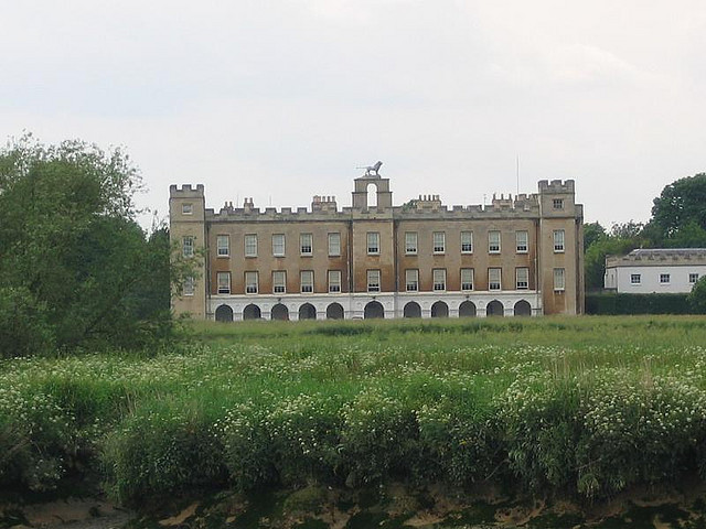 Syon House Is One Of The Few Stately Properties In Region Still Used As A Residence Duke Northumberland Calls It Home His Ancestors Have