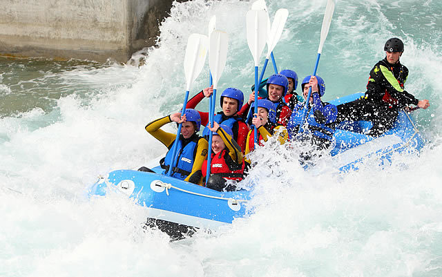 Book Now: Lee Valley White Water Centre Opens 22 April