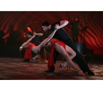 Dance Review: Tango Fire @ Peacock Theatre