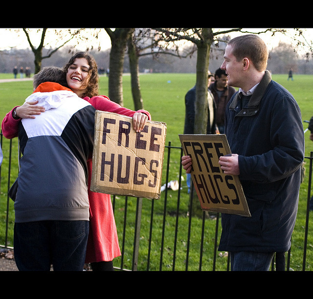 New Charity: Action For Happiness Launches in London