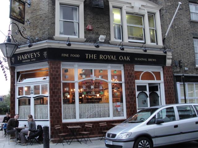 The lovely Royal Oak