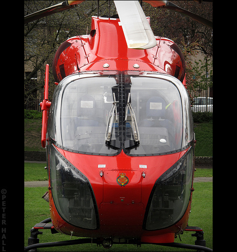 London's Air Ambulance Completes 25,000th Mission