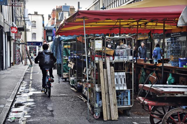 Independent Record Labels to Take Over Berwick Street