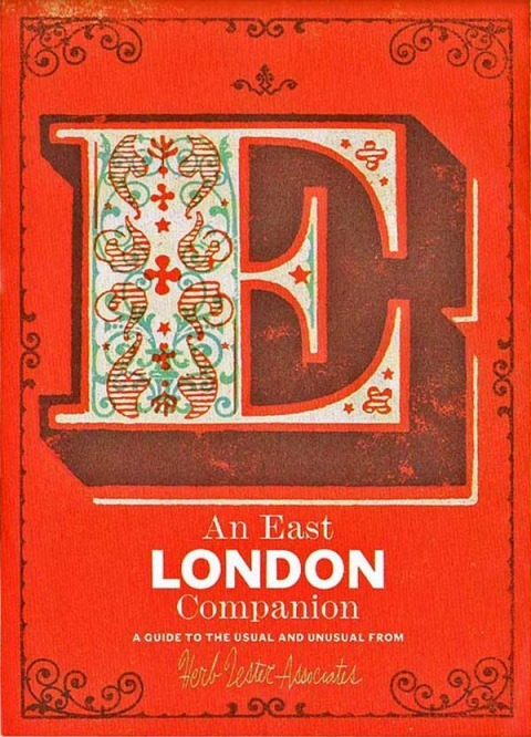 Maps: An East London Companion