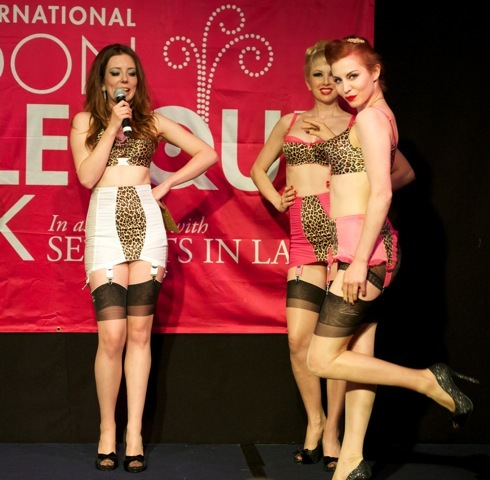 Secrets in Lace fashion show