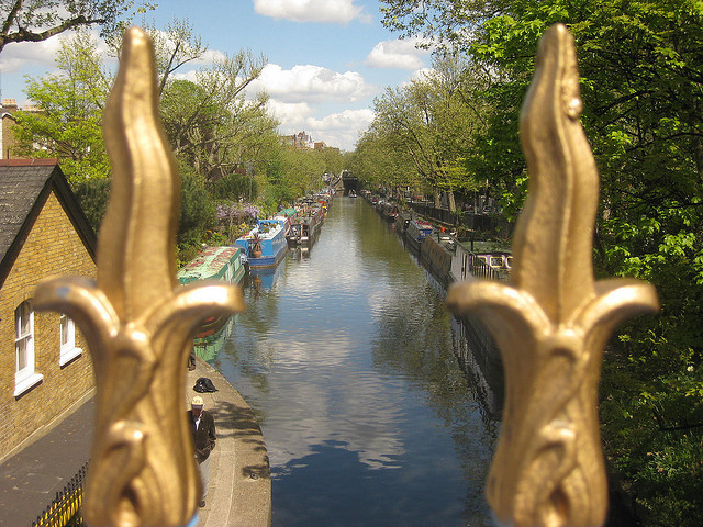 Walk London: A Mother's Day Stroll Along The Canal