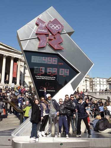 BOA And LOCOG Settle Surplus Row