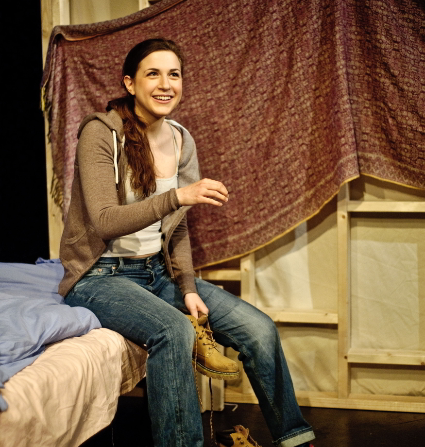 Theatre Review: Lines / My Name Is Rachel Corrie @ Rosemary Branch Theatre