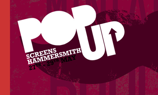 Preview: Pop-Up Screens @ Ravenscourt Park, Hammersmith