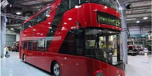 New Bus For London Is On The (Northern Irish) Roads