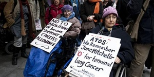 Week Of Action For Disability Rights