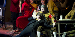 Opera Review: The Damnation of Faust @ Coliseum