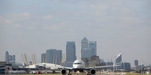 London City Airport: Flights To Scotland Cancelled