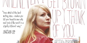 Preview: Whenever I Get Blown Up I Think Of You @ Battersea Arts Centre
