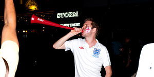 Vuvuzelas Spread Diseases, Say London Scientists