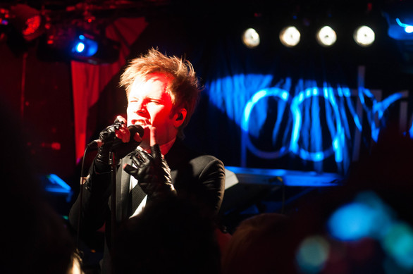 Review: Patrick Stump @ Water Rats | Londonist