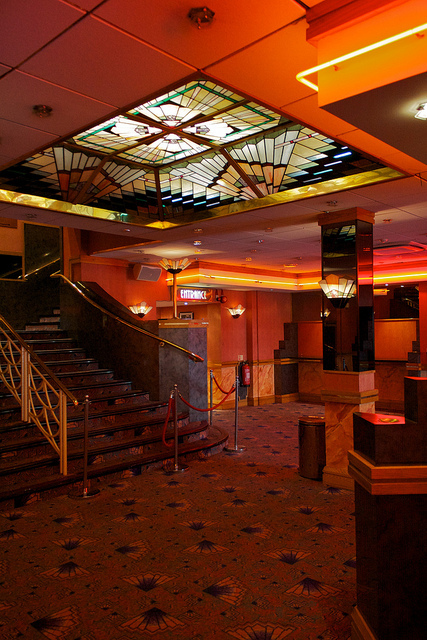 Troxy entrance hall
