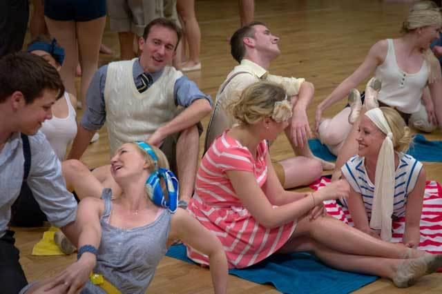 Showtime Challenge: The Boyfriend @ Her Majesty's Theatre
