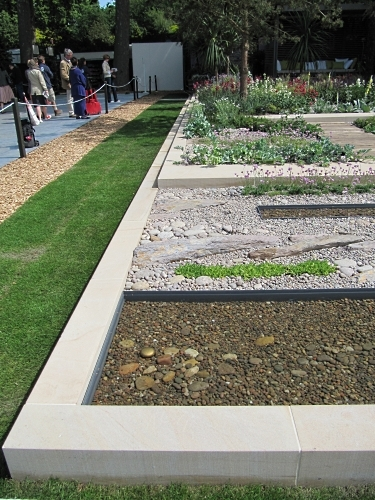 The Cancer Research Garden