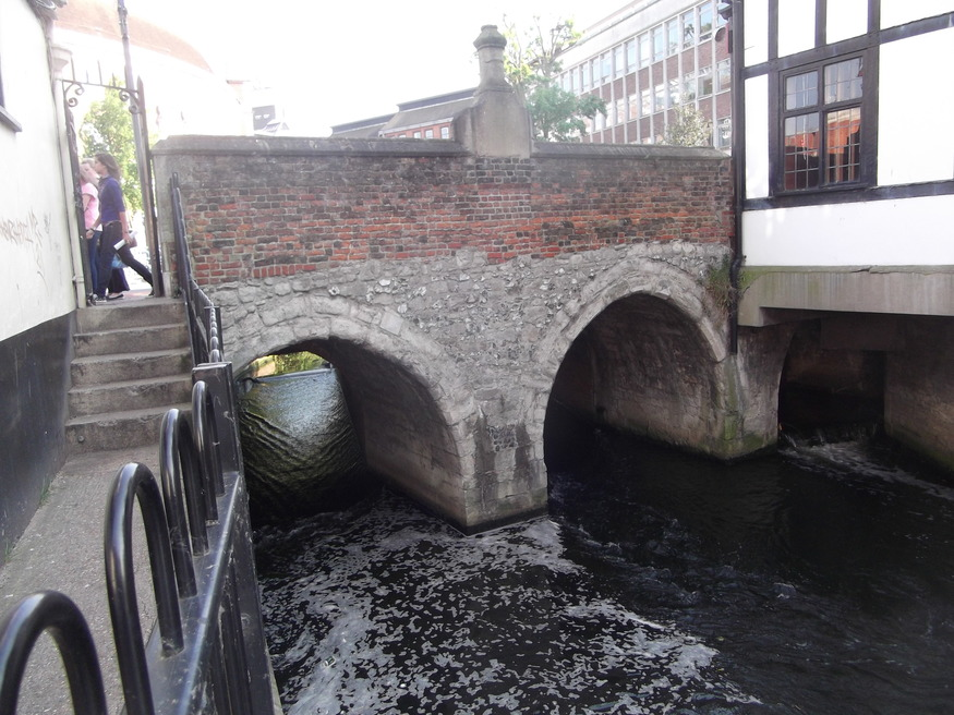 Clattern Bridge in Kingston.