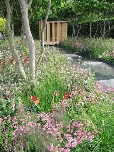 The Laurent Perrier Garden, designed by Luciano Giubbilei