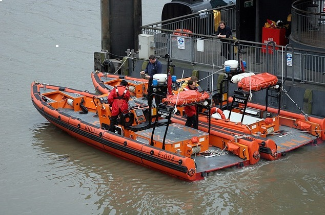 It's London Lifeboat Day: Book For The Great Tram Tour Now