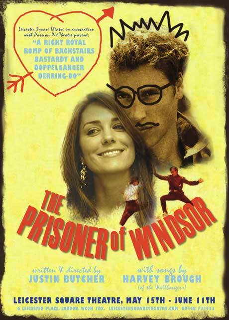 Win Tickets To The Prisoner Of Windsor