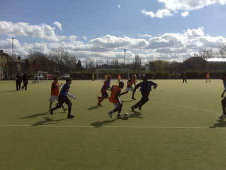 Mayor & Nike Fund Sport For Social Change Network London