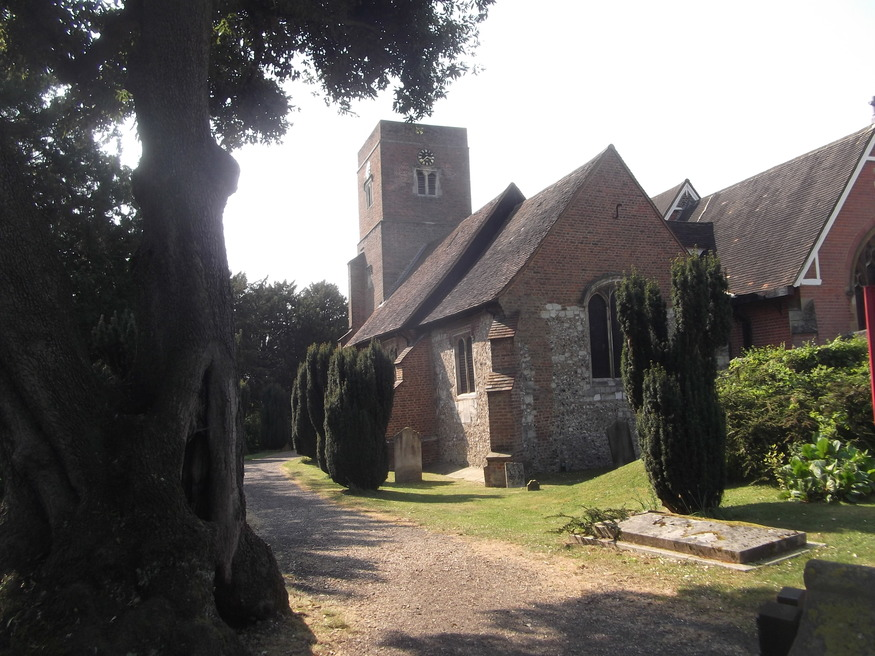 St John the Baptist in Old Malden.