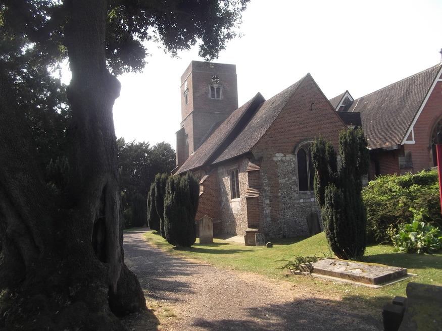 St John the Baptist in Old Malden.