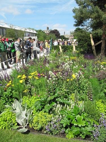 The Times 'Eureka Garden', in association with the Royal Botanic Gardens Kew