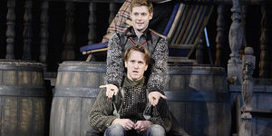 Theatre Reviews: Three History Boys, Two Plays, One Guvnor