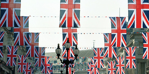 Olympic-Branded Bunting Funds Announced
