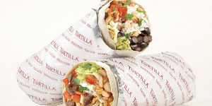 More Free Burritos: This Time At Tortilla, Hammersmith