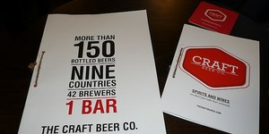 London Beer Quest: The Craft Beer Co.