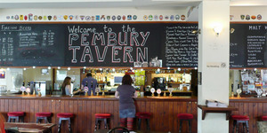 London Beer Quest: The Pembury Tavern