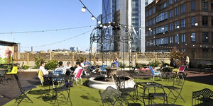 Queen Of Hoxton Rooftop Cinema: July Films