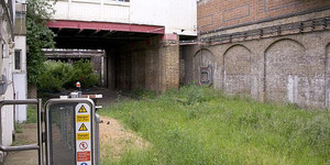 What Did They Do With The Old Tube Station?