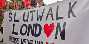 Slutwalk London Attracts Over 5,000 Marchers