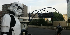 Stormtroopers Take Over Old Street