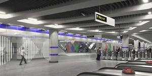 New Artwork For Tottenham Court Road Station