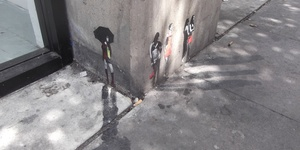 Street Art: Pablo Delgado's Tiny People