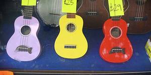 Musical Musings: Ukelele London