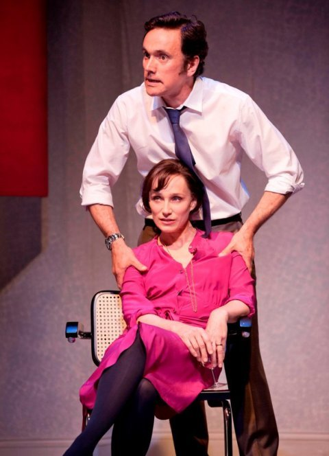 a review of the play betrayal Theater review: with weisz and craig, betrayal goes back on broadway even later that evening, but not much later, because the play is only 90 minutes long: betrayal fails to exploit that touching opportunity.