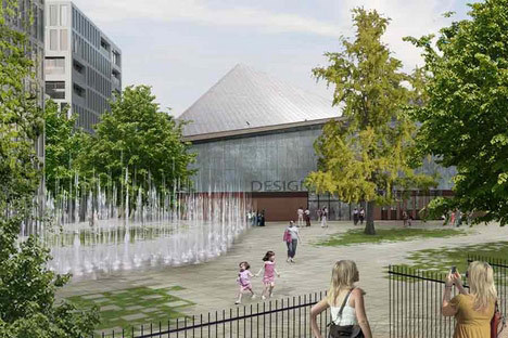 Conran Gives £7.5 Million To Design Museum's New Home