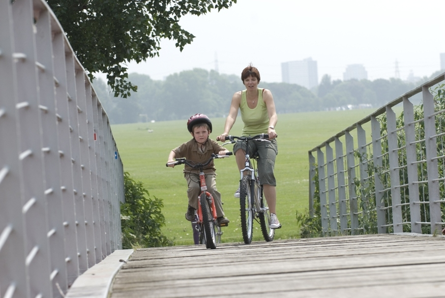 Lee Valley By Bike: Explore A Lesser Known Slice Of London Greenery