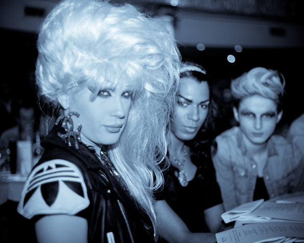 Jodie Harsh and friends