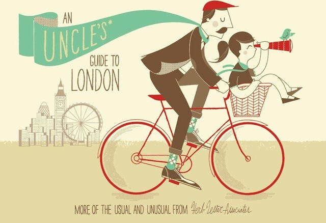 Maps: An Uncle's Guide To London