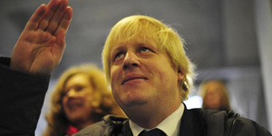 Boris Johnson Authors Book On The History And People Of London
